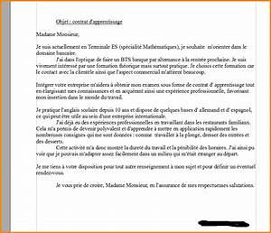 Exemple Lettre De Motivation Bts : lettre motivation bts modele de lettre de candidature forestier rhone alpes ~ Medecine-chirurgie-esthetiques.com Avis de Voitures