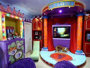 Kids' Rooms Inspired by the Pan Movie HGTV's Decorating