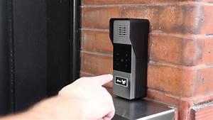 Xingtel Diy Video Doorbell Camera And Intercom System Cl