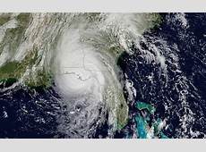 USA – Hurricane Michael Storm Surge Causes Flooding in