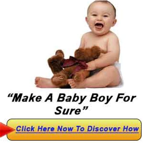 How To Make A Baby Boy  7 Simple Methods