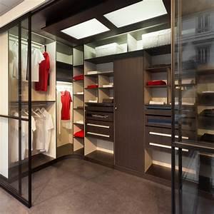 Modele De Dressing : dressing cuisines couloir ~ Teatrodelosmanantiales.com Idées de Décoration