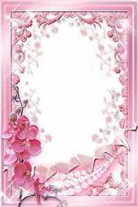 pink png frame | png frame