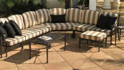 tips for choosing patio furniture sterling va