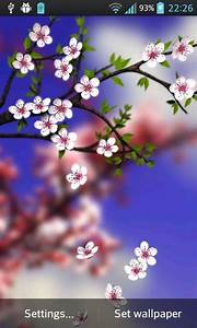 Download HD Spring Flowers 3D Parallax Live Wallpaper Free ...