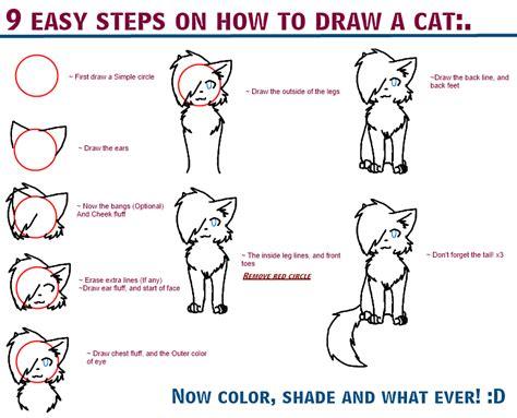 draw  cat  starburnava  deviantart