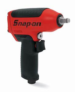Snap 8 U201d Drive Heavy Duty Impact Wrench  No