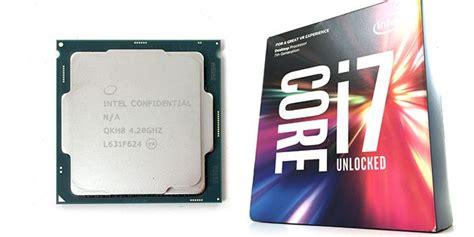 Intel Kaby Lake La Nostra Prova  Pc Professionale