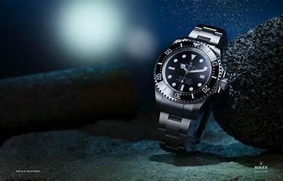 Rolex Wallpapers Watches Iphone Desktop Submariner Clock
