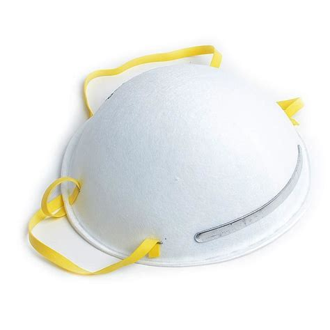 cup design  respirator disposable face mask activated