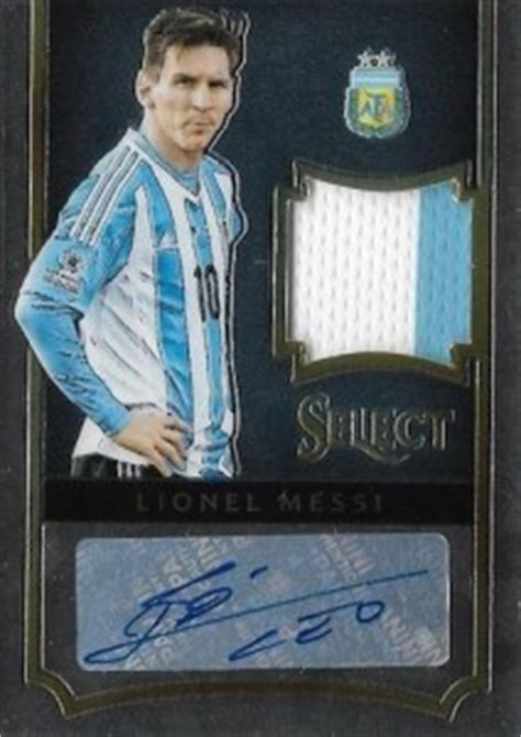 top lionel messi soccer cards gallery guide