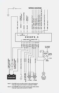 Whelen Siren 295slsa6 Wiring Diagram Gallery