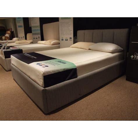 king size tempurpedic mattress tempur original 22cm deluxe king size mattress clearance