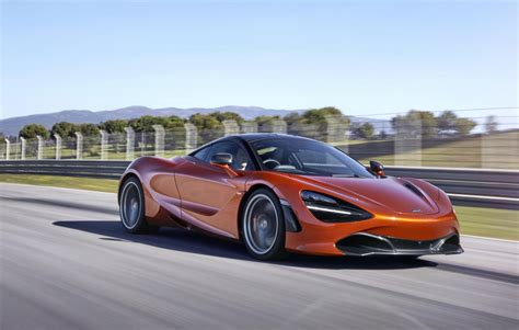 Mclaren 720s Unleashed At Geneva, Debuts 530kw 40tt V8