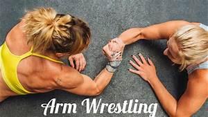 Female Arm Wrestling