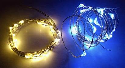 Lights Wire Silver Starry String Mini Twinkle