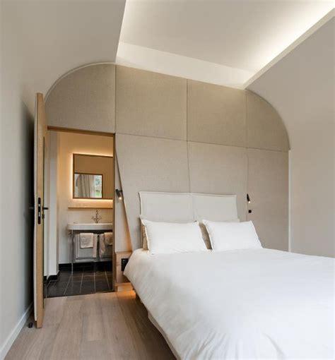 cachee chambre le style monacal réinventé par l agence jouin manku