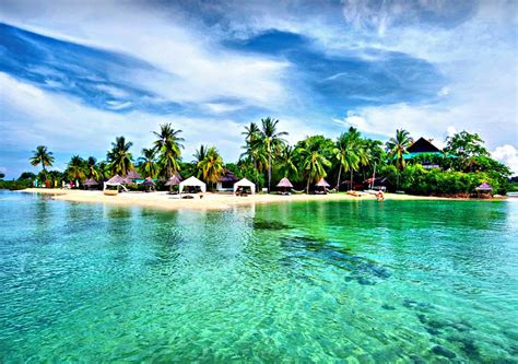 Badian Island Wellness Resort, Philippines