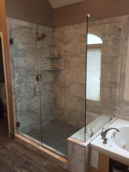 shower doors enclosures olathe glass  custom glass