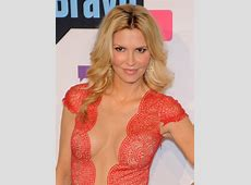 Brandi Glanville Shares Photo While Partying Of Man