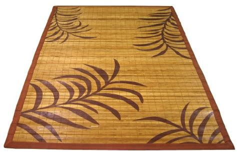 tappeti di cotone per salotto tappeto in bamb 249 e cotone decorato 140x200 cm per interno