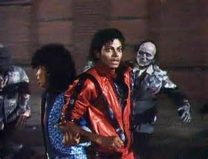 Michael Jackson Song Thriller