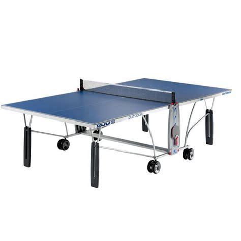 CORNILLEAU Table de Ping Pong SPORT 200 S OUTDOOR Prix