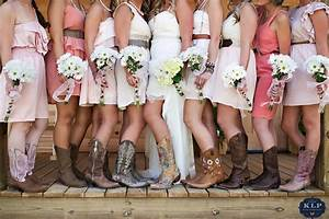 Country Bridesmaid Dresses