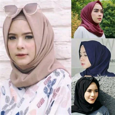 hijab instan diamond tutorial hijab terbaru
