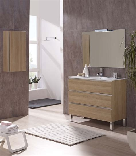 Meuble salle de bain design collection Marbella Promotion