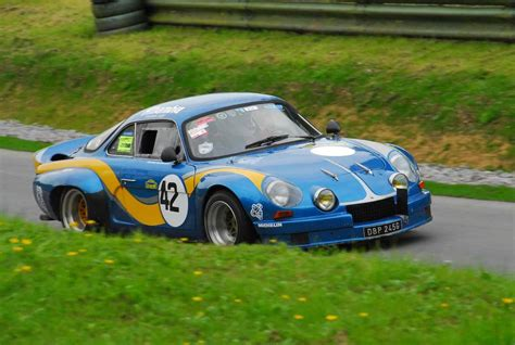 renault alpine a110 rally a feast of classic motorsport history at the 2012 classic