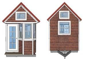 Coastal Cottage Tiny House Plans