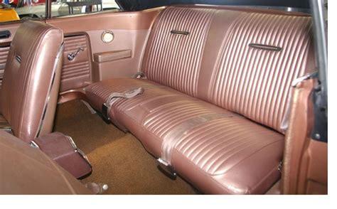 seat upholstery  dodge coronet rt   seat