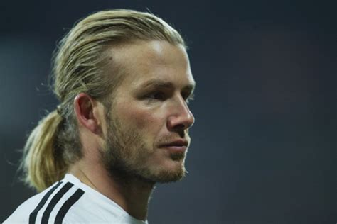 david beckham hairstyles page  askmen