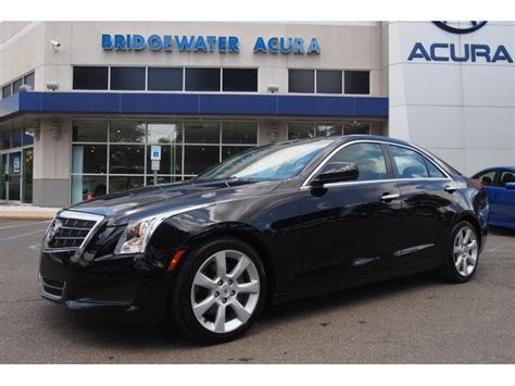 Cadillac Ats 2 0 Turbo 0 60 by Pre Owned 2013 Cadillac Ats 2 0t 2 0t 4dr Sedan In