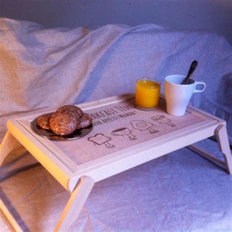 le meilleur livre de cuisine plateau de lit personnalisé petit déjeuner amikado
