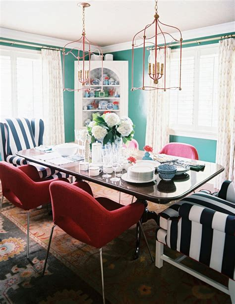 10 eclectic dining room interior design ideas