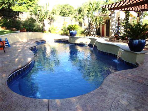Fiberglass Swimming Pool Paint Color Finish Pacific Blue 6