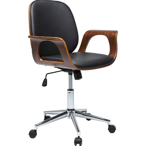 chaise de bureau design chaise de bureau contemporaine patron kare design