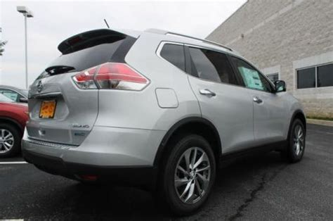 silver nissan rogue 2014 purchase new 2014 nissan rogue sl in 5625 5701 veterans
