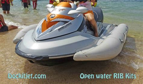Seadoo Rxt 2007 Through 2017 Inflatable Sponson Dockitjet