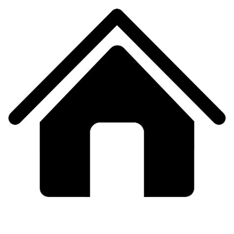 home icon black and white home icon images usseek