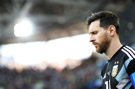 Lionel Messi Suffers Over Media Criticism After Missed