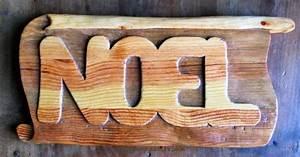 Bricolage Bois Facile : sculpture facile sur bois noel ~ Melissatoandfro.com Idées de Décoration