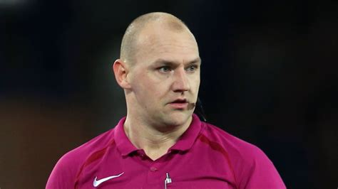 Bobby Madley Referee Return To English Football