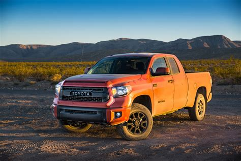 2018 Toyota Trd Pro Series Tundra Pricing Announced