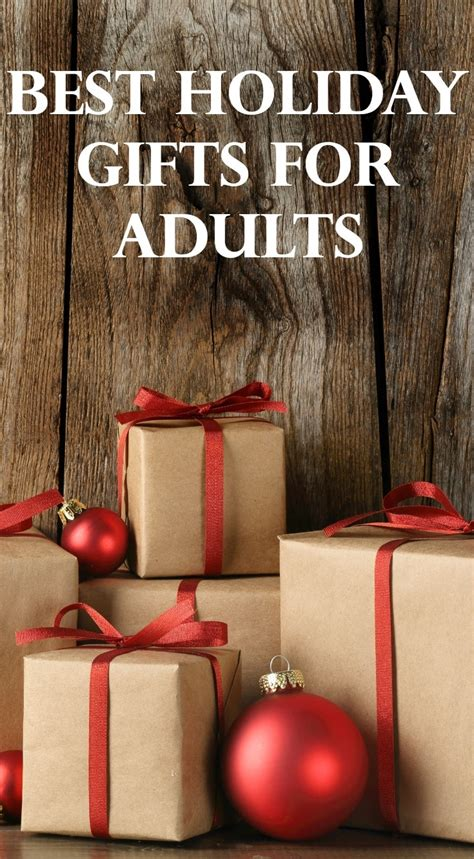 best holiday gifts for adults family food and travel