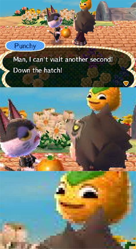 acnl tangy animal crossing animal crossing lustig