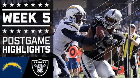 Nfl Week 5 Game Highlights
