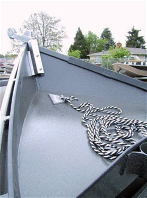 Drift Boat Bow Anchor System by Koffler Boats Drift Boat Anchor Systems Koffler Boats